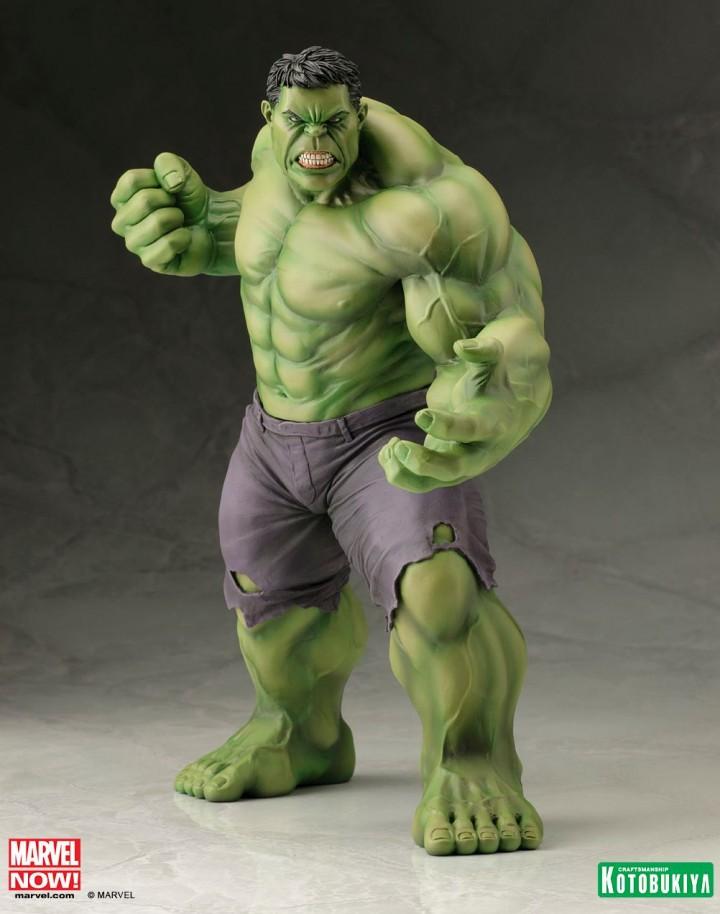 Kotobukiya Avengers Now Hulk ArtFX Statue