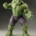 Kotobukiya Hulk Avengers Now ARTFX+ Statue Coming in March 2014!