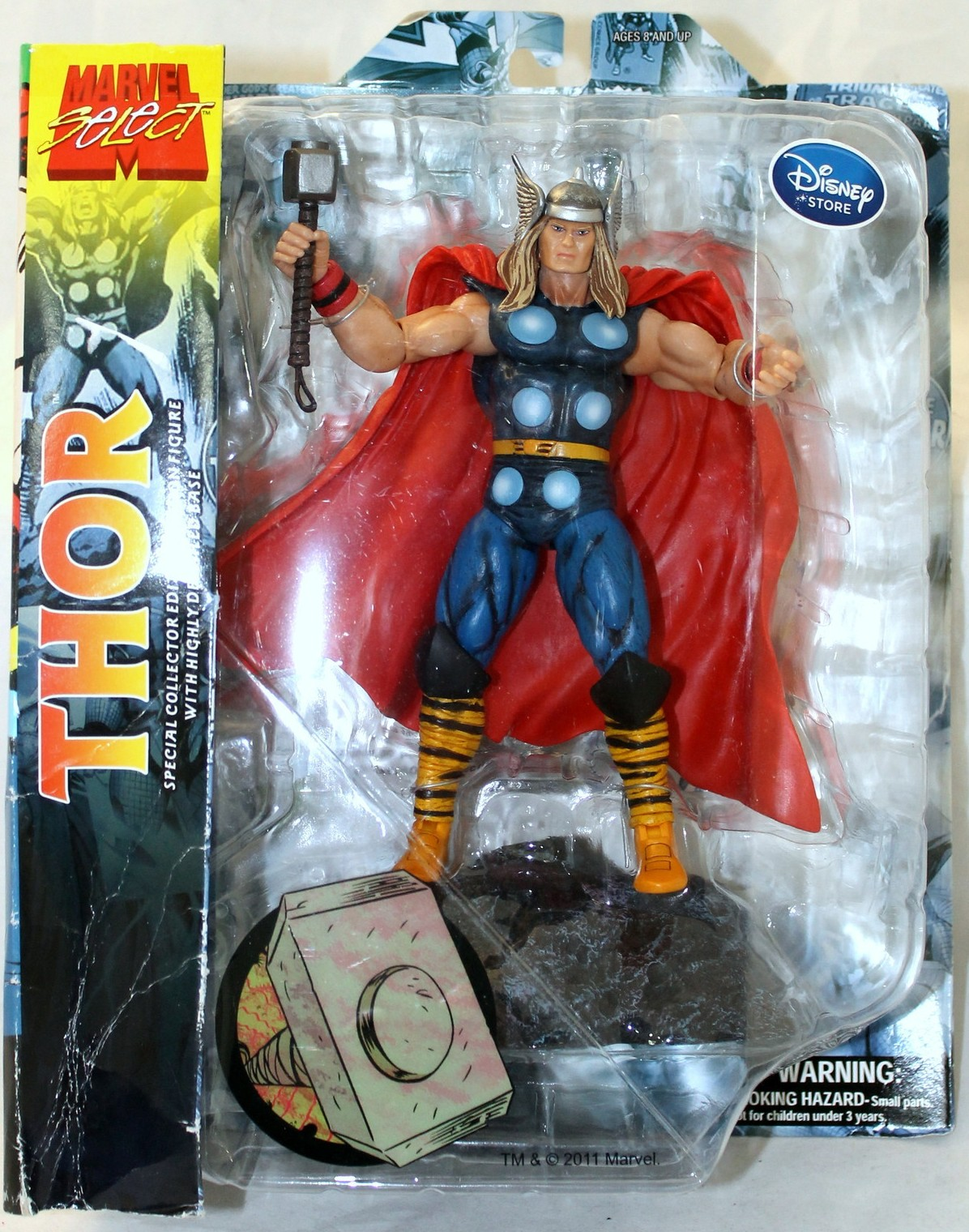 THOR Classic Thor Marvel Select Action Figure Diamond