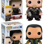 Funko Thor The Dark World POP Vinyls Revealed! Thor, Loki, Dark Elf