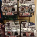 Marvel Minimates The Wolverine Movie Figures (Wave 52) Released!