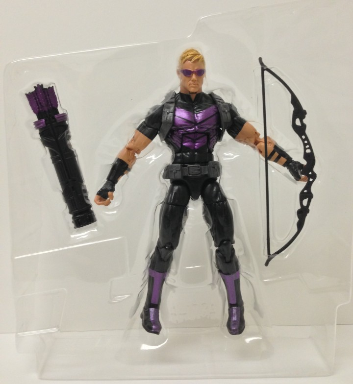 Modern Hawkeye Marvel Legends Variant Figure in Packaging