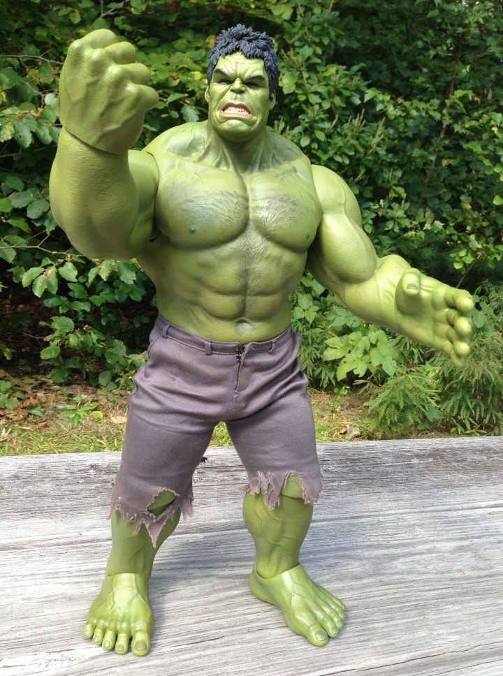 Hot Toys Hulk Movie Masterpiece Series Figure Review
