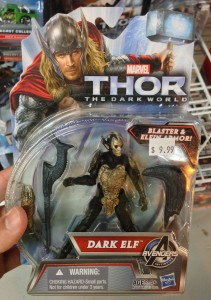 Thor 2 Movie Figures Released Hasbro Toys Dark Elf
