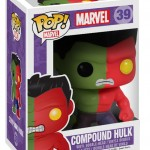 Marvel Funko Compound Hulk POP! Vinyl Exclusive Figure Announced!