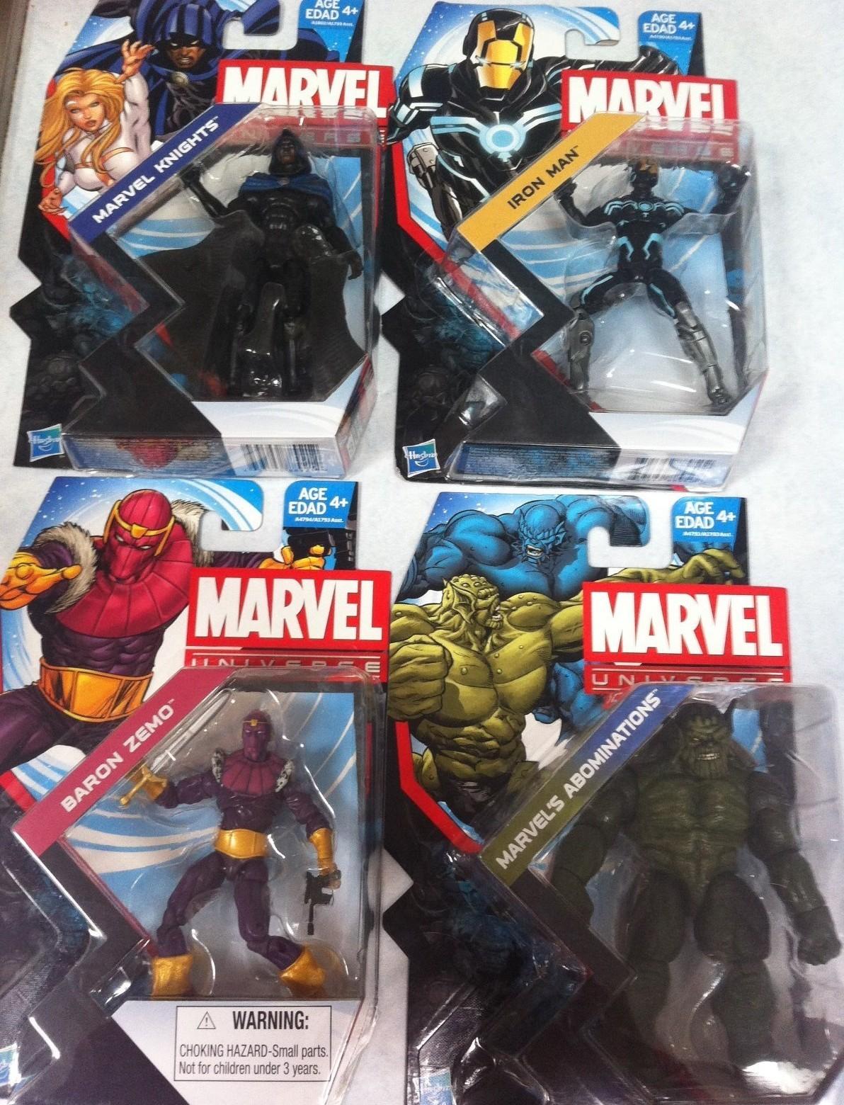 Marvel a bomb vs abomination marvel universe wave 23
