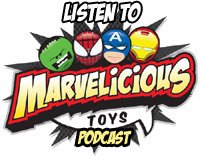 Marvelicious Toys Podcast Banner