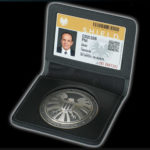 NYCC 2013 Exclusive Marvel Agents of SHIELD Agent Badge (eFX)