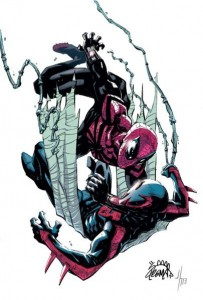 The Superior Spider-Man #18 Cover