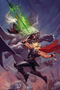 Thor God of Thunder #13 Cover