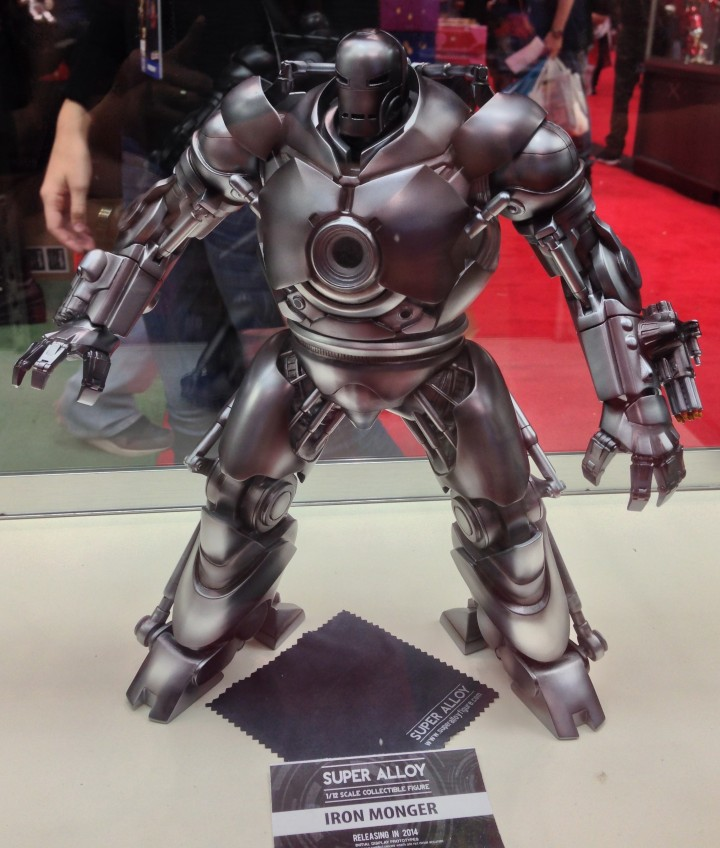 Play Imaginative Iron Monger at New York Comic Con 2013