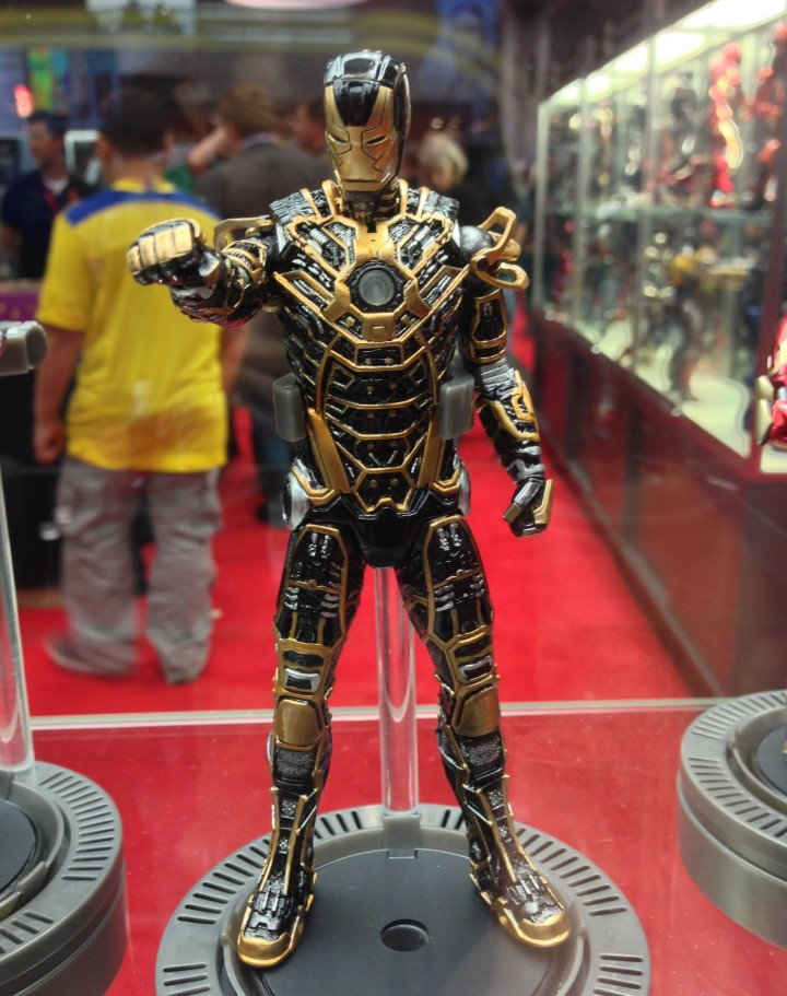 Bones Iron Man Mark 41 Figure Play Imaginative NYCC 2013