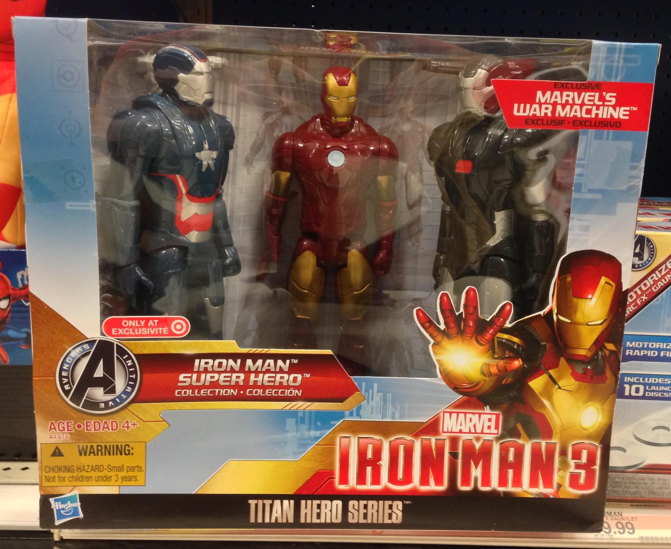 Marvel Universe Titan Hero Series Target Exclusive Sets on Sale ...