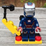 LEGO Iron Patriot Minifigure Review & Photos Exclusive 30168