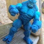 Marvel Universe A-Bomb Review & Photos (Variant Figure)