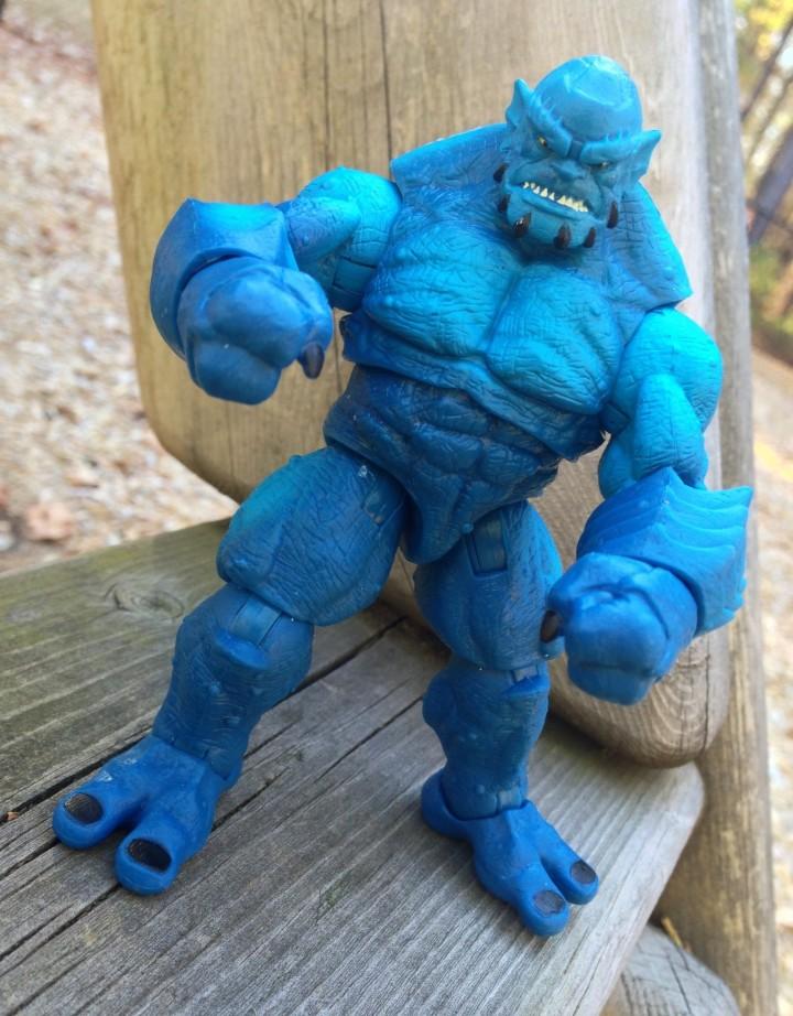 Hasbro Marvel Universe A-Bomb Figure
