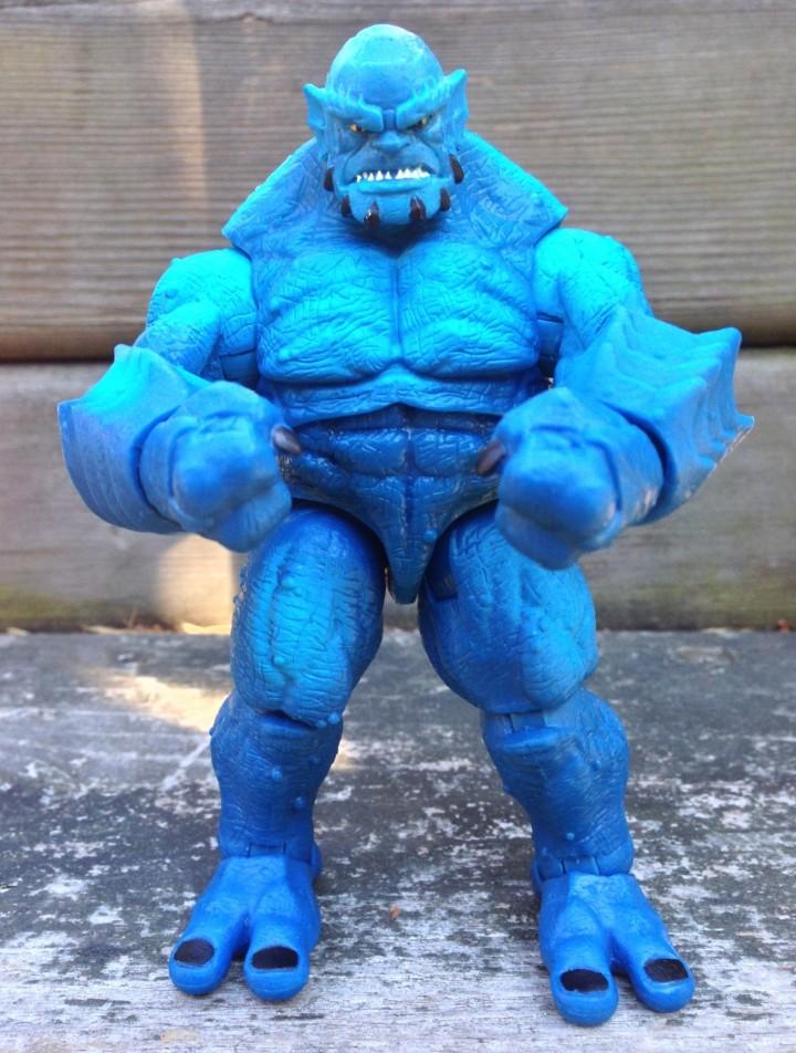 A-Bomb Hasbro Marvel Universe Figure Strikes a Pose