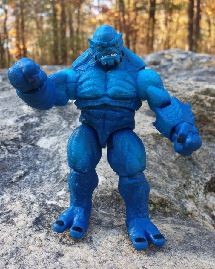 Marvel Universe A-Bomb Figure Review