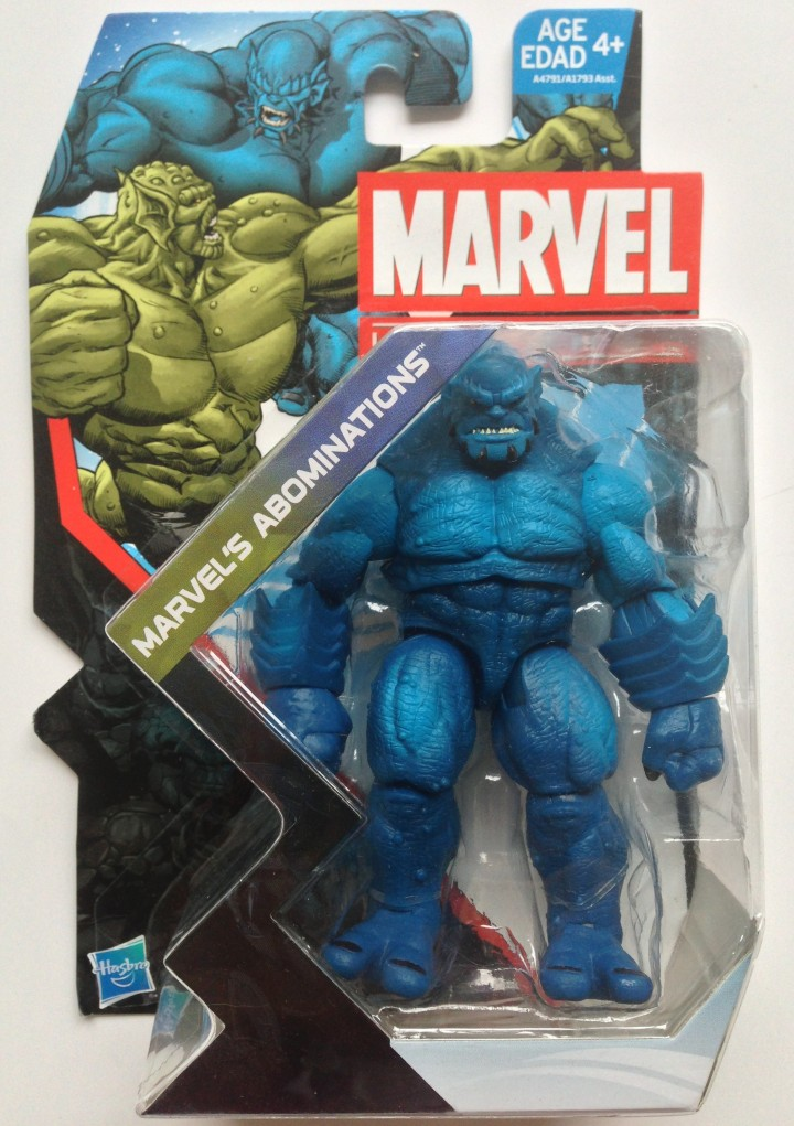 Marvel Universe A-Bomb Action Figure Packaged