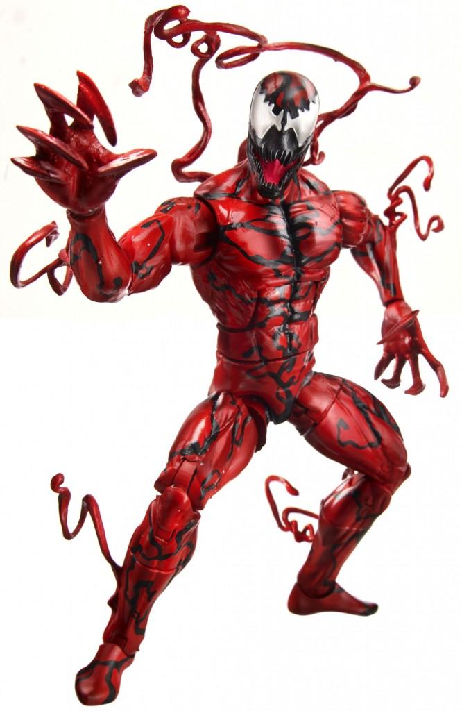 2014 Spider-Man Legends Carnage Figure Marvel Legends Infinite Series