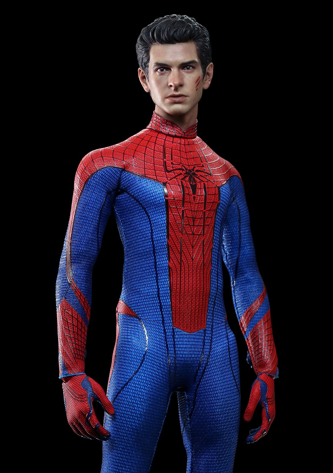 Men S Toys : Hot toys amazing spider man figure mms released