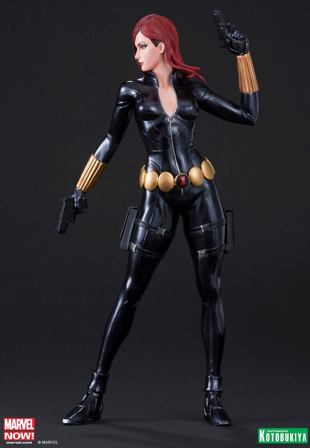 [Iron Studios] The Avengers: Black Widow Statue 1/10 scale - Página 6 Avengers-Kotobukiya-Black-Widow-ArtFX+-Statue-Front-2013-e1380913557106