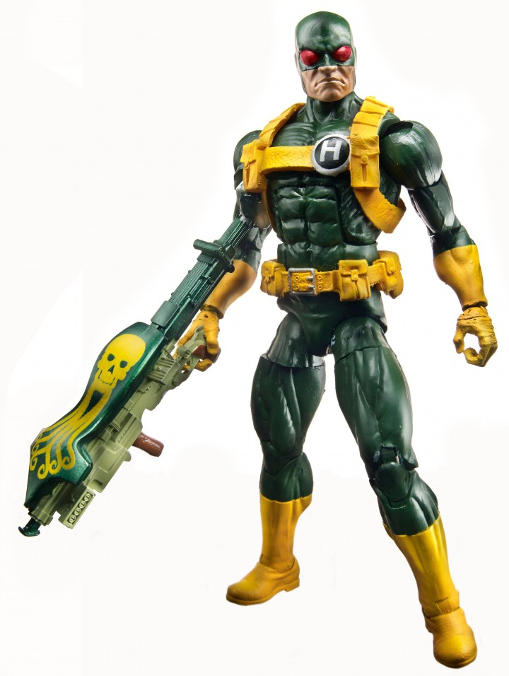 Captain America Marvel Legends 2014 Hydra Soldier Figure