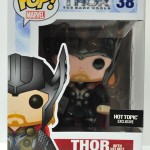 Funko Thor The Dark World Thor with Helmet POP Vinyl Released!