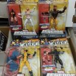 Wolverine Legends Puck Series Figures Released w/ Emma Frost!