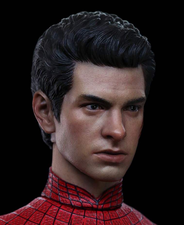 Hot Toys Amazing Spider-Man Figure MMS 179 Released ...