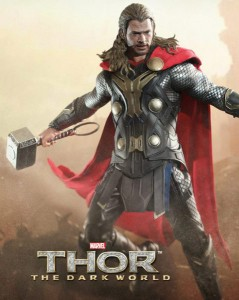 Hot Toys Thor 2 Movie Masterpiece Series Figure Revealed