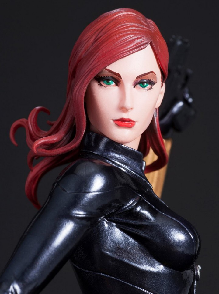 kotobukiya avengers artfx black widow statue up for order. Black Bedroom Furniture Sets. Home Design Ideas