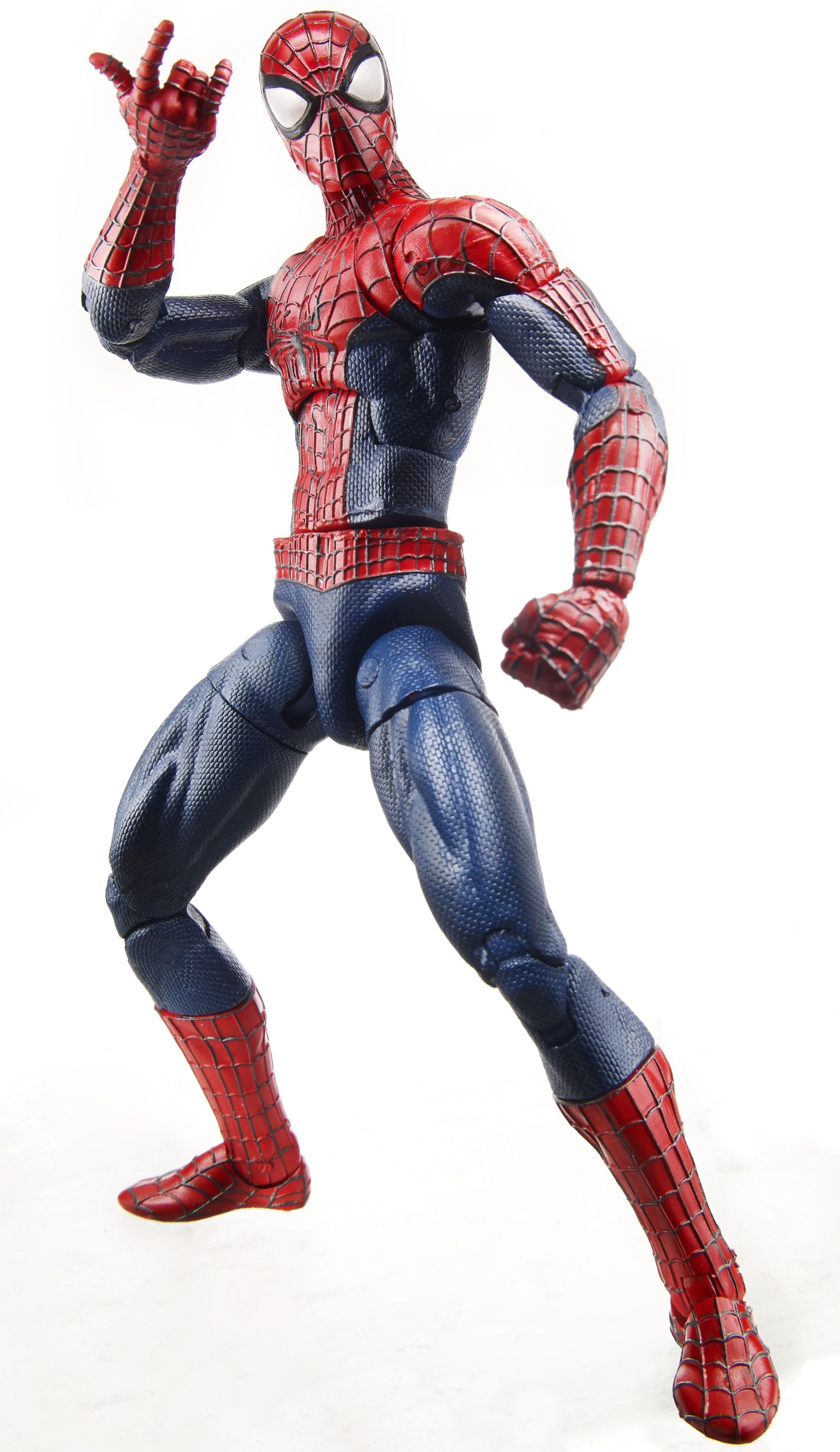 Man spider action figure