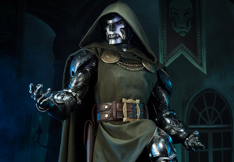 Sideshow Doctor Doom Legendary Scale Figure Up for Order ...