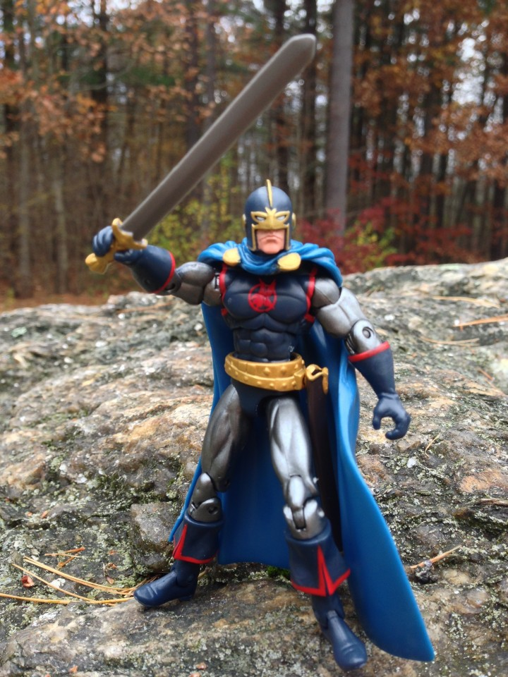 2013 Marvel Universe Black Knight Wave 24 Figure
