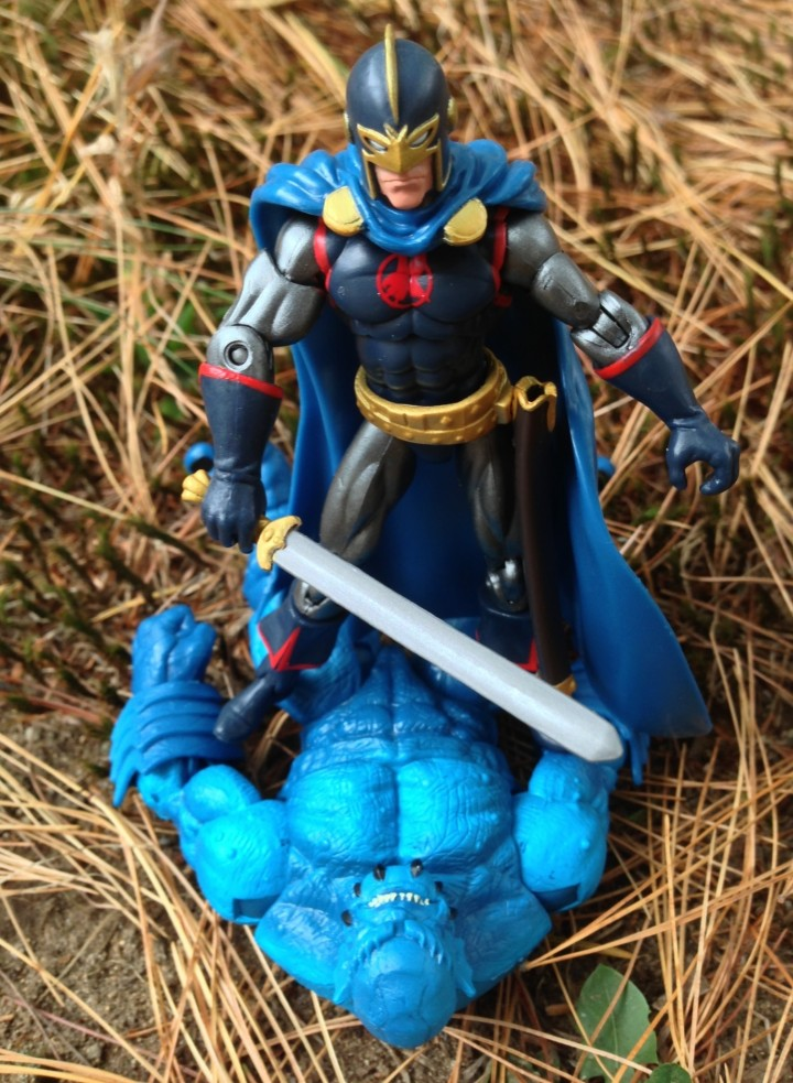Marvel Universe Black Knight Review