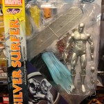 Marvel Select Silver Surfer Figure Released & Photos!