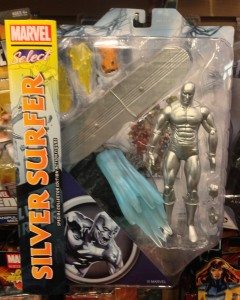 Marvel Select Silver Surfer Figure Released