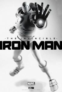 3A Toys Invincible Iron Man Figure Prototype