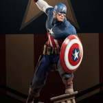 Sideshow Captain America Premium Format Figure Up for Order!