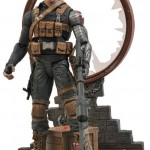 Marvel Select Winter Soldier Figure Exclusive Revealed & Photos