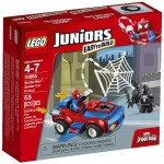 2014 LEGO Marvel Spider-Man Spider-Car Pursuit 10665 Revealed!