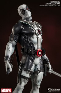 Sideshow X-Force Deadpool Premium Format Figure