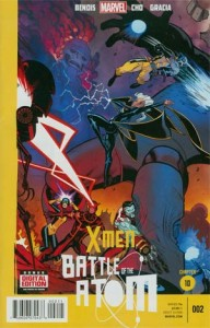 X-Men Battle of the Atom #2 Review