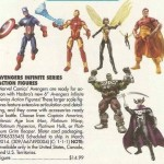 2014 Marvel Universe Avengers Infinite Series 4″ Figures Revealed!