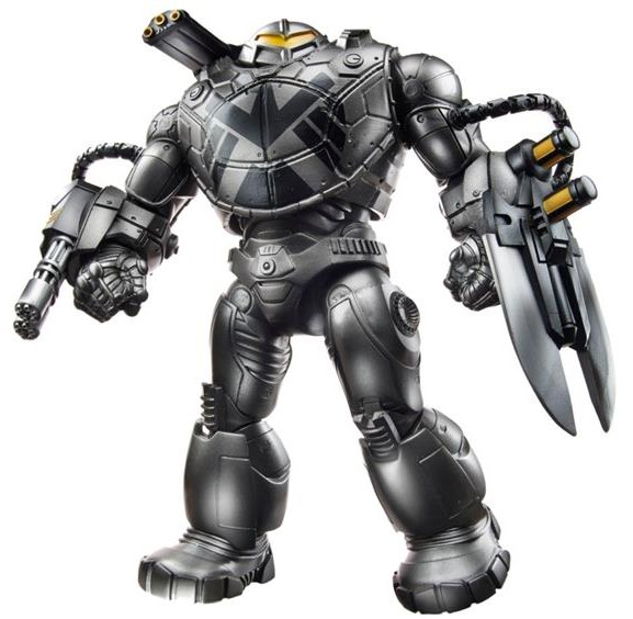 2014 Marvel Legends Infinite Series Mandroid Build-A-Figure