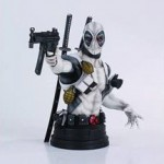 X-Force Deadpool Mini Bust Exclusive Announced!
