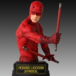 Gentle Giant Daredevil Mini Bust 2014 PGM Exclusive Announced!