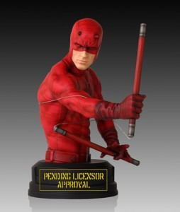 Gentle Giant PGM Exclusive 2014 Daredevil Mini Bust Marvel