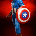 Captain America Kotobukiya Avengers NOW ArtFX+ Statue Preview!